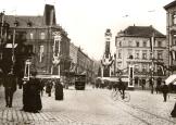 1913F. - W. - Platz Festschmuck für das Herzogspaar