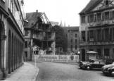 1953 Bankplatz Richtung Ziegenmarkt