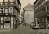 1954 Jakobstraße Blick vom Ziegenmarkt