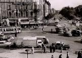 1958 F. -W. - PlatzBlick zum Bruchtorwall