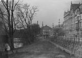 1928 BruchtorwallBlick nach Westen zum F. - W. - Platz