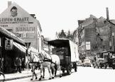 ca. 1954 Poststraße