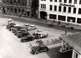 ca. 1953 Bankplatz
