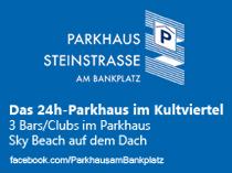 Banner ParkhausamBankplatz